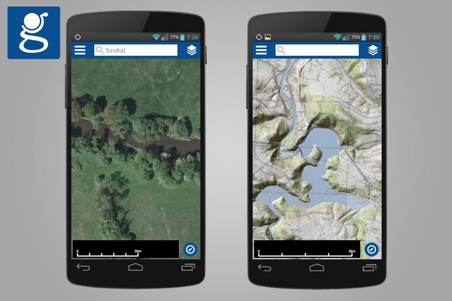 Geoportal Mobile - Lista Przydatnych Aplikacji Turystycznych