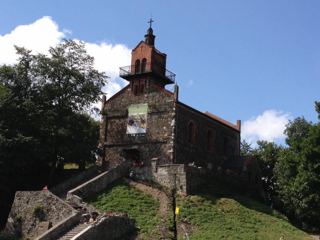 Kościół Nawiedzenia NMP na Ślęży