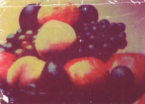 Owoce - Rok 1900 - Foto: Jan Szczepanik