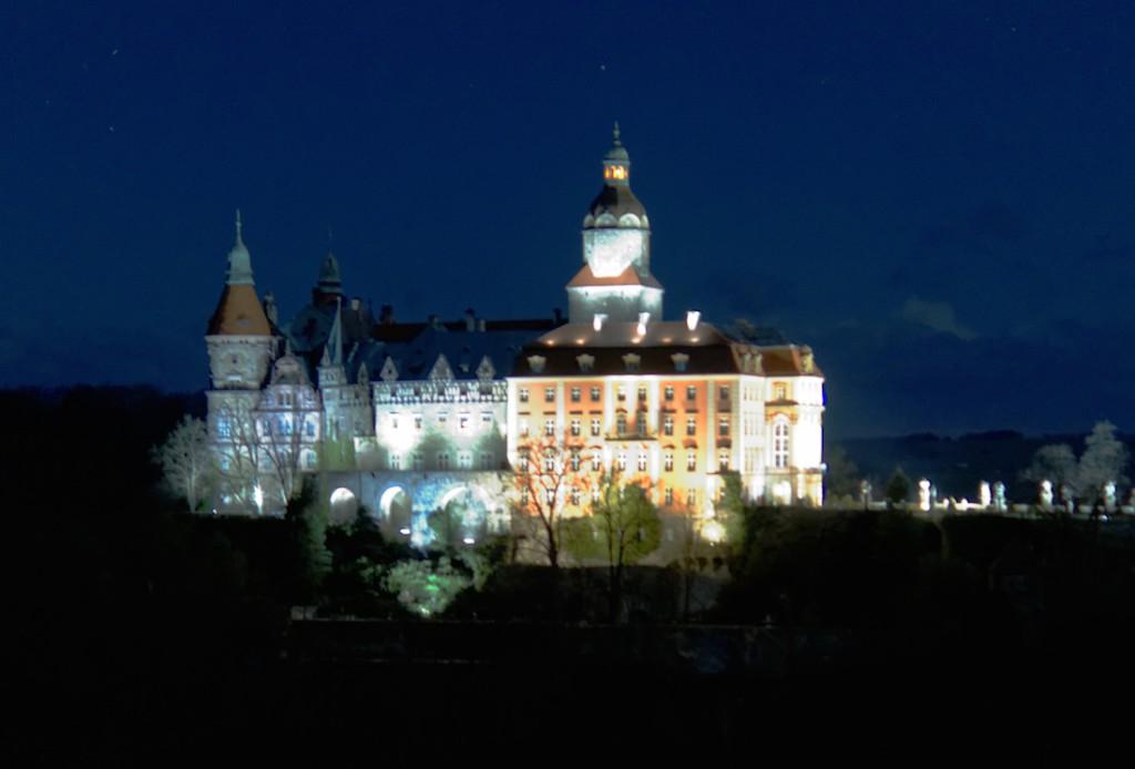 Zamek Książ w Wałbrzychu - Atrakcje Turystyczne Dolny Śląsk