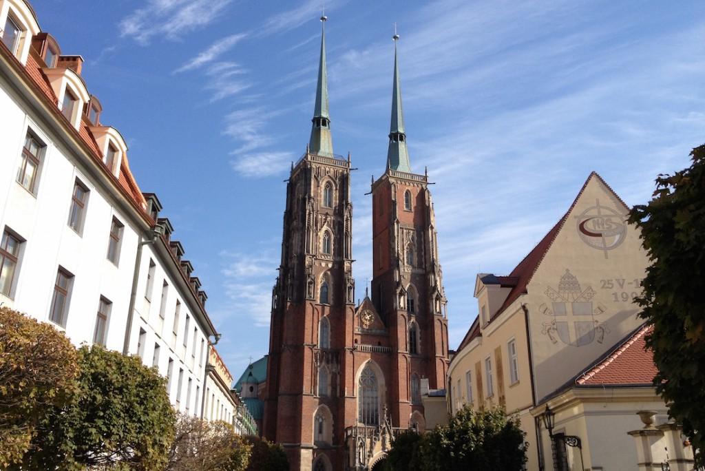 Katedra św. Jana Chrzciciela we Wrocławiu - Atrakcje Turystyczne Dolny Śląsk