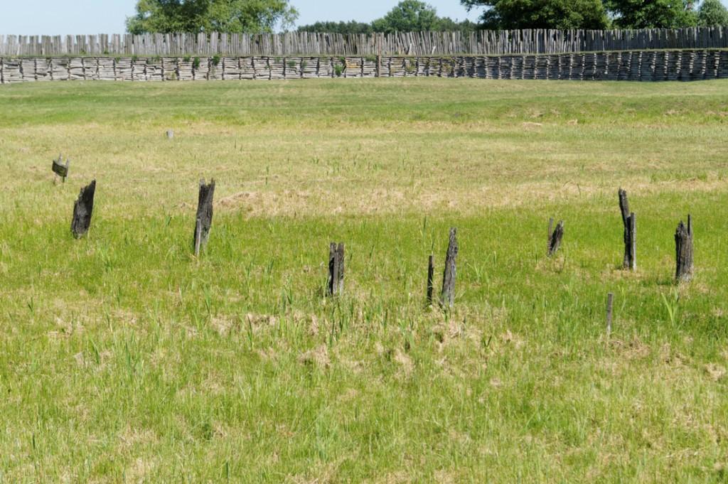 Miejsce wykopalisk - 5 opuszczonych osad i miejscowości