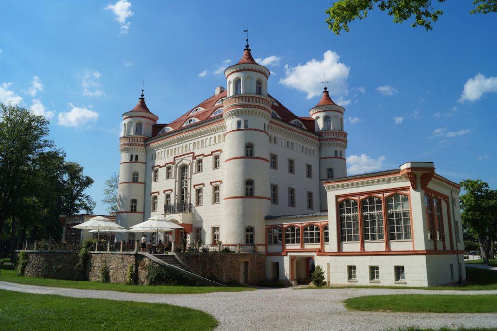 Pałac Wojanów - Dolina Pałaców i Ogrodów - Ciekawe miejsca na Dolnym Śląsku