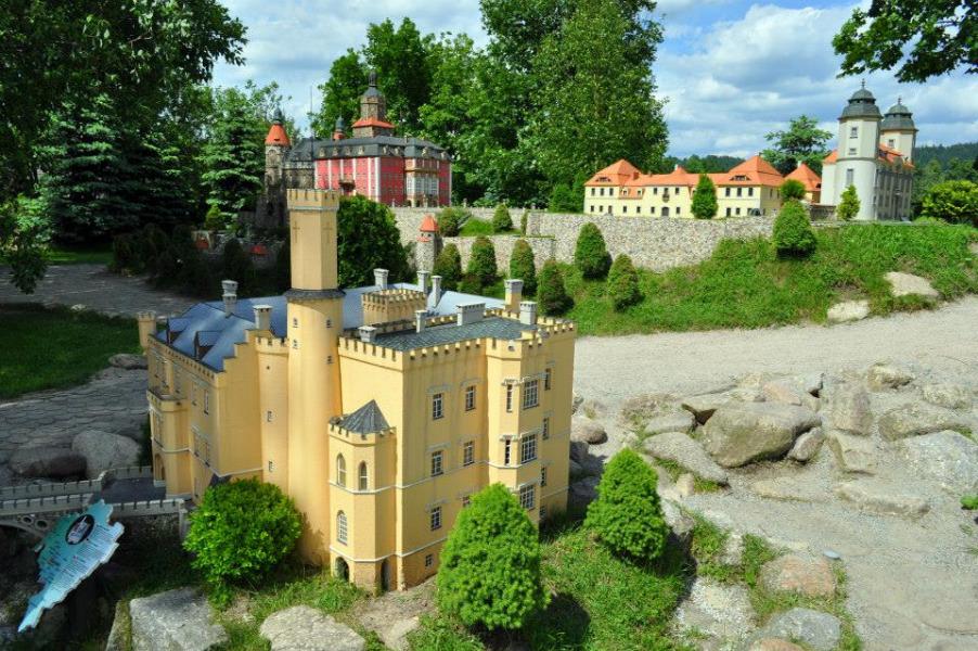 Park Miniatur w Kowarach - Atrakcje Turystyczne Dolny Śląsk - Foto: DŚF