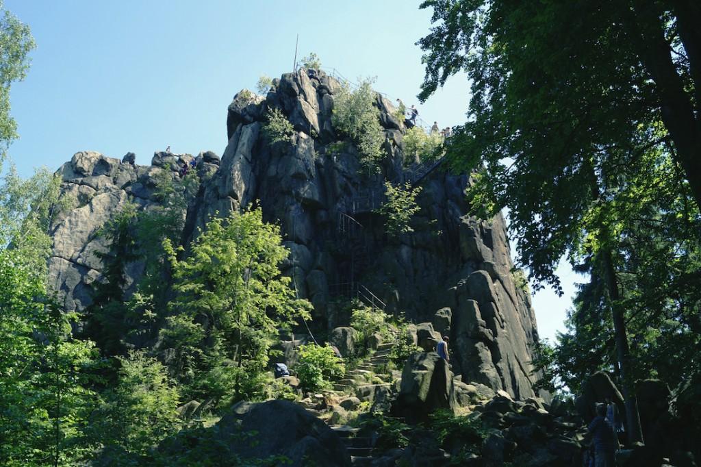 Rudawy Janowickie, Sokolik - Ciekawe miejsca na Dolnym Śląsku