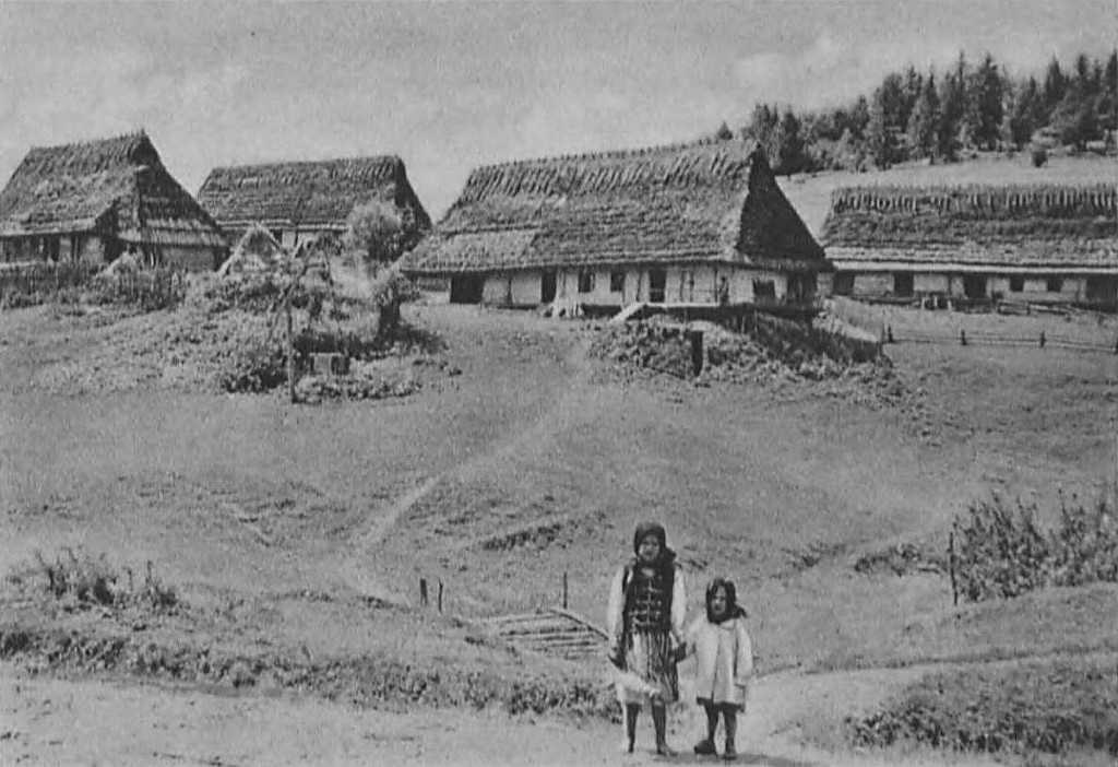 Sianki Rok 1939 - Źródło: fotopolska.eu