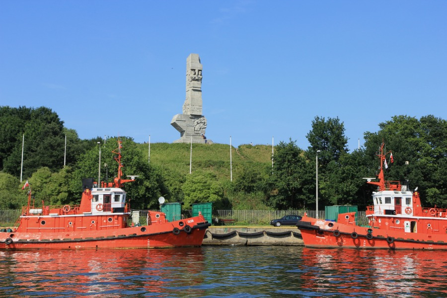 Westerplatte w Gdańsku - Ciekawe miejsca nad Morzem Bałtyckim - Foto: Tomasz Kapczyński