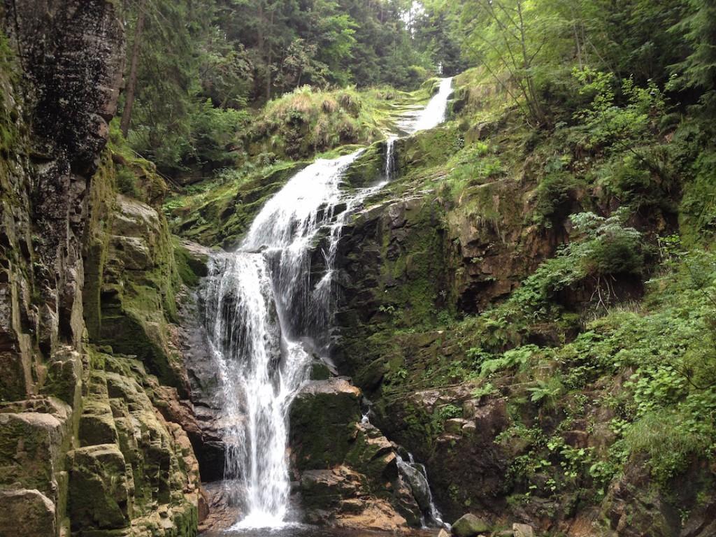 Wodospad Kamieńczyka - Ciekawe miejsca na Dolnym Śląsku do Zobaczenia