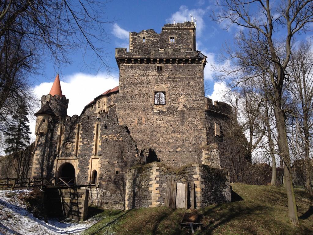 Zamek Grodziec - Atrakcje Turystyczne Dolny Śląsk