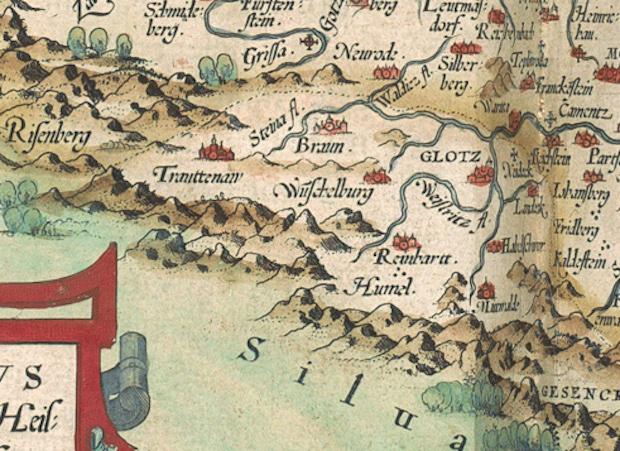 Ziemia Kłodzka i Stara Mapa Śląska
