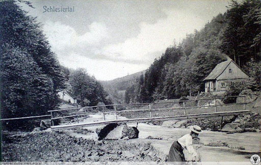 Schlesiertal - Historia Zatopionych Miejsc - Źródło dolny-slask.org.pl