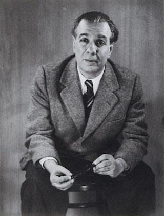 Jorge Luis Borges - Twórca koncepcji Biblioteki Babel