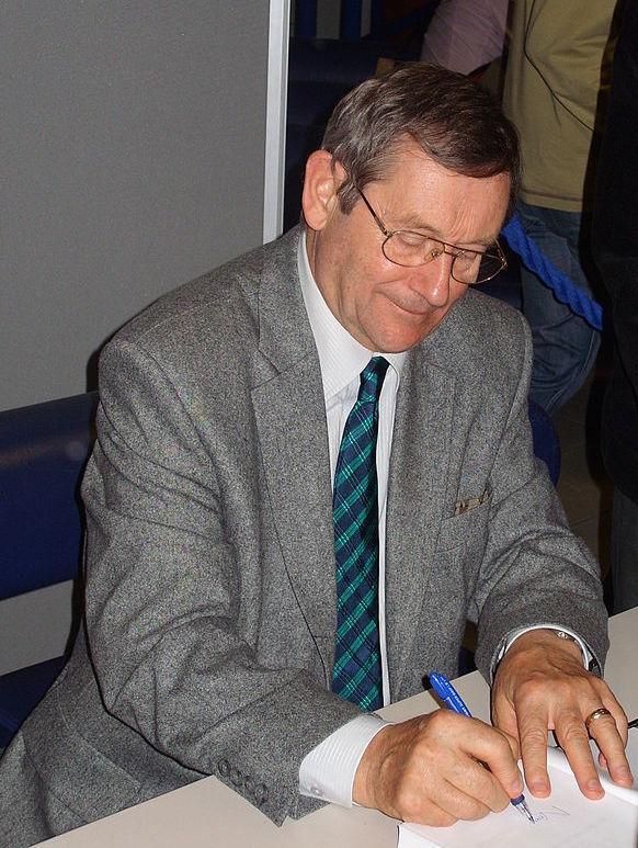 Norman Davies (ur. 1939) - Foto: Quest-88 Źródło: commons.wikimedia.org