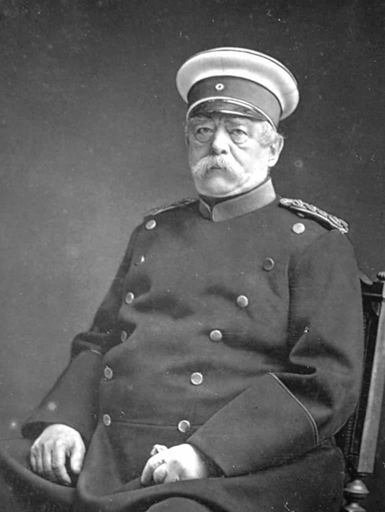 Otto von Bismarck (1815-1898) - 10 Cytatów o Polakach