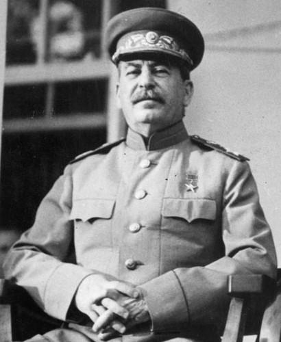 Józef Stalin (1878-1953) - Bezwzględny dyktator i cynik