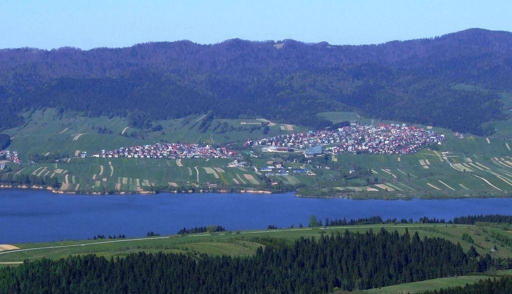Nowe Maniowy przeniesione wyżej - Foto: Jerzy Opioła Źródło: commons.wikimedia.org