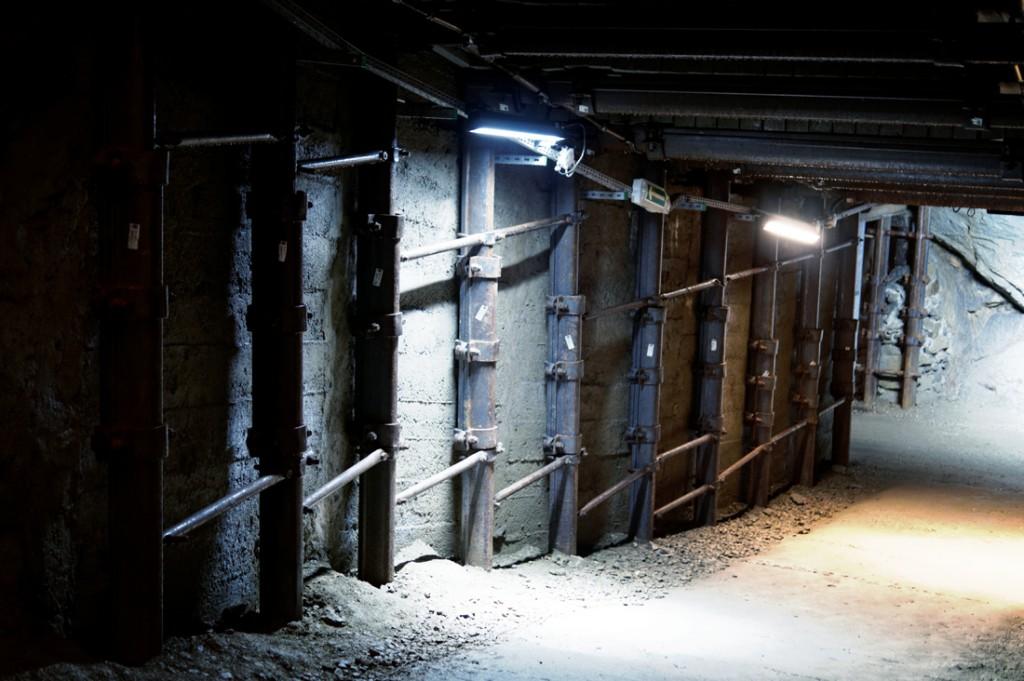 Upadowa w podziemiach Arado