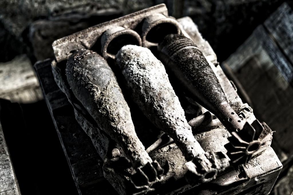Radzieckie pociski moździerzowe
