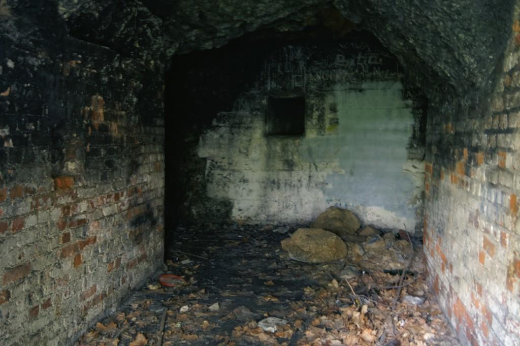 Sztolnie przy ul. Wiejskiej pod Górą Szubianką, prawdopodobnie schrony przeciwlotnicze