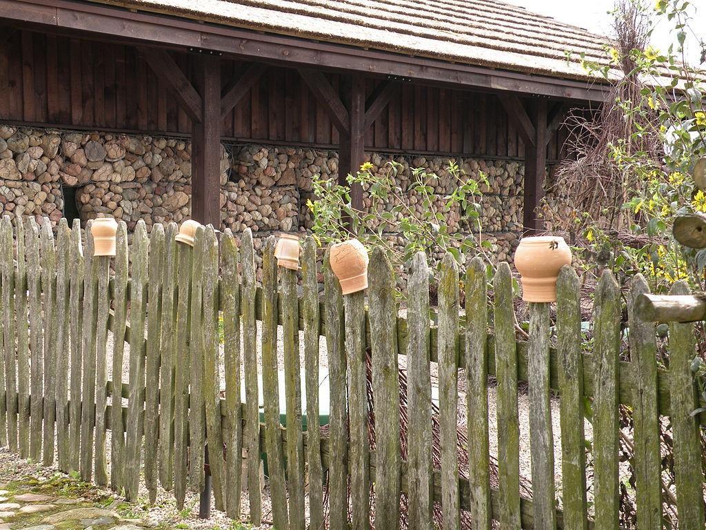 Wioska Garncarska w Kamionce - Źródło: commons.wikimedia.org Foto: S.Czachorowski