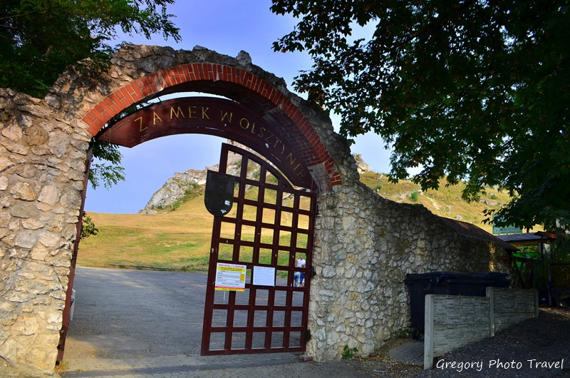 Zamek w Olsztynie - Foto: Grzegorz Posała
