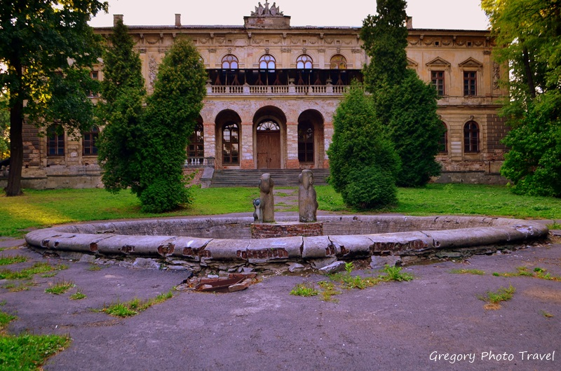 Pałac w Pilicy - Foto: Grzegorz Posała