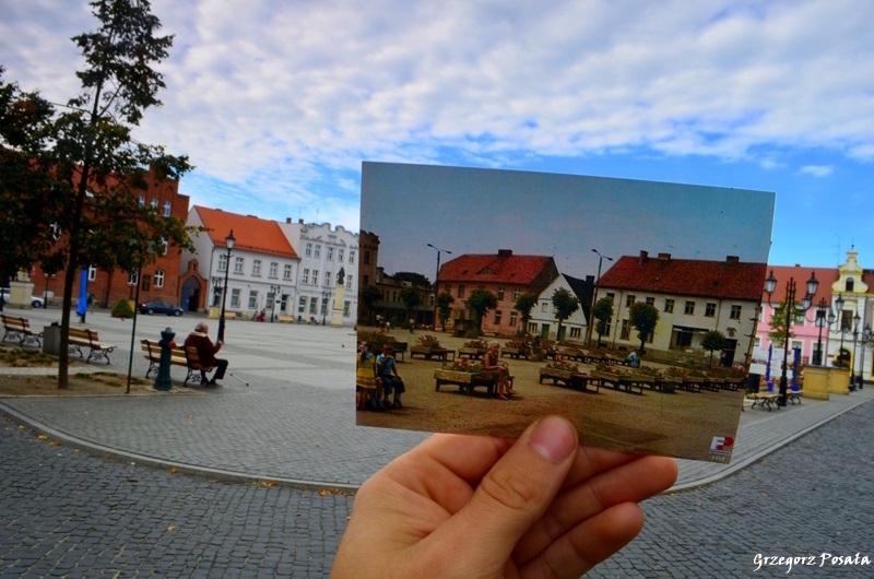 Rynek - Dawna Środa Wielkopolska Dziś - Foto: Grzegorz Posała
