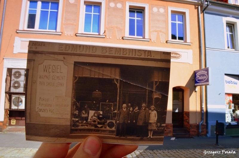 Cukiernia - Dawna Środa Wielkopolska Dziś - Foto: Grzegorz Posała