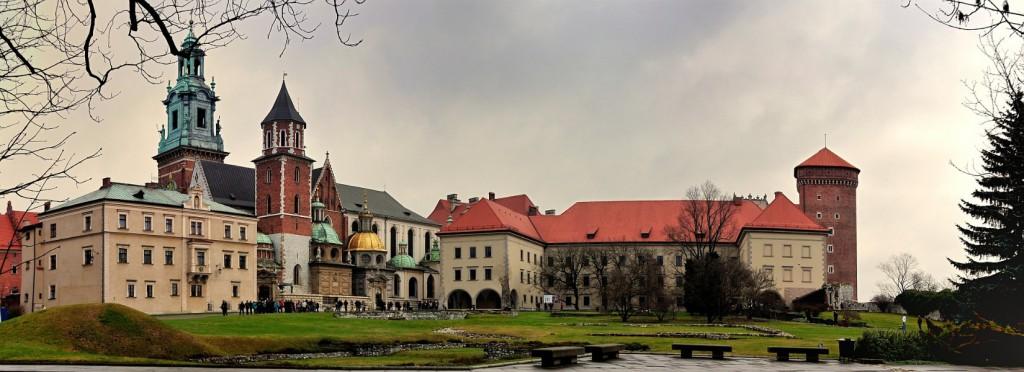 Zamek Królewski na Wawelu - Szlak Orlich Gniazd - Foto: Mireq