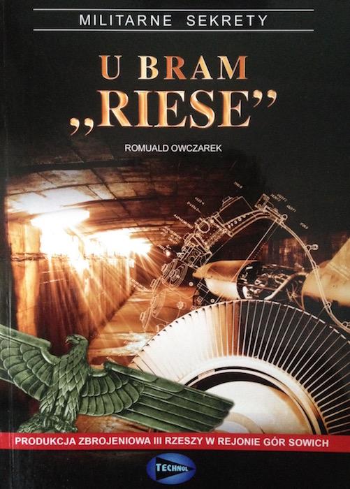 """U Bram Riese"" - R. Owczarek - Książki o Kompleksie Riese"