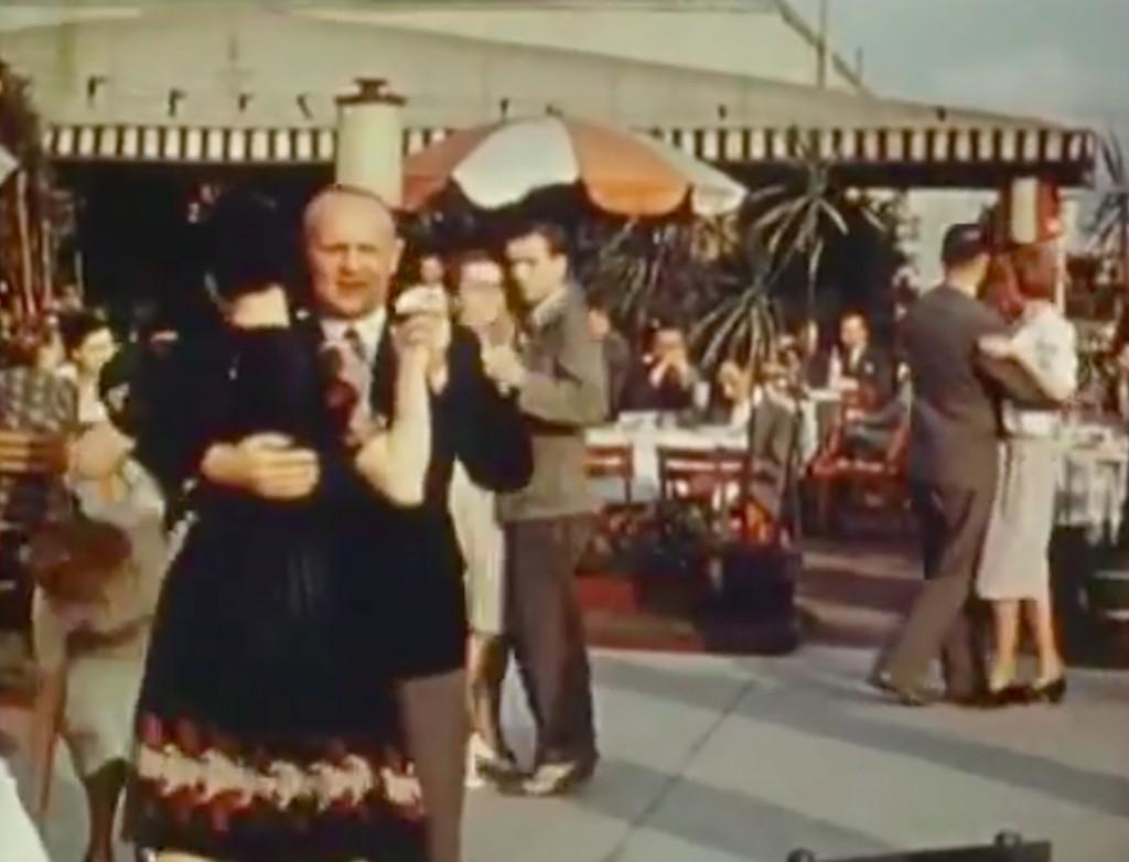 Życie, zabawa, taniec - Berlin na kolorowym filmie z 1936 roku