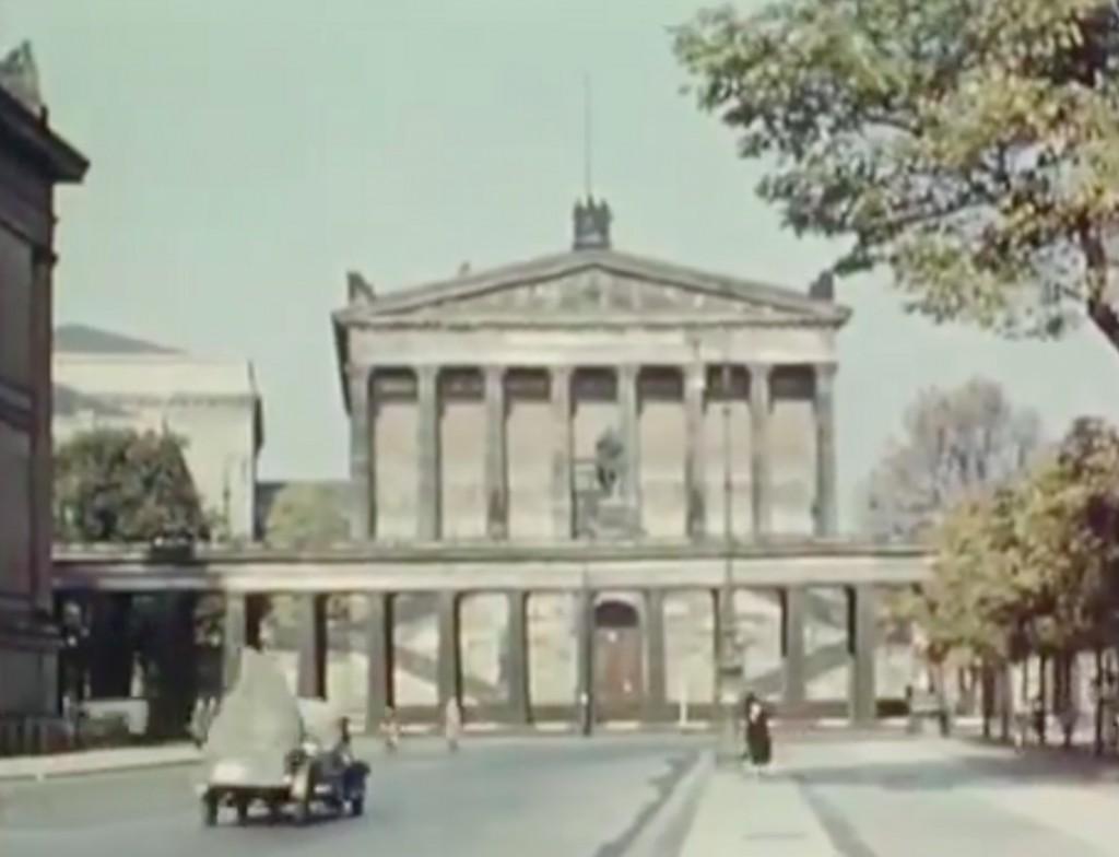 Stara Galeria Narodowa - Alte Nationalgalerie