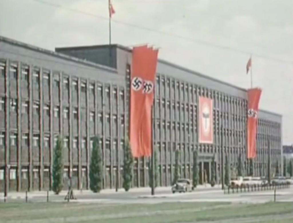 Budynek Rozgłośni Radiowej - Haus des Rundfunks