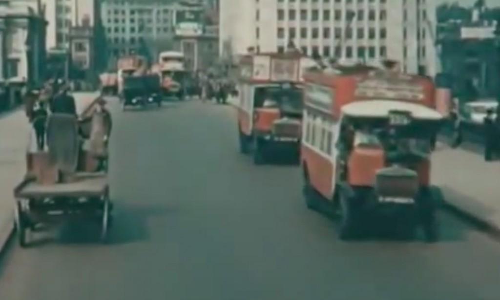 Londyńskie Czerwone Autobusy B-Type