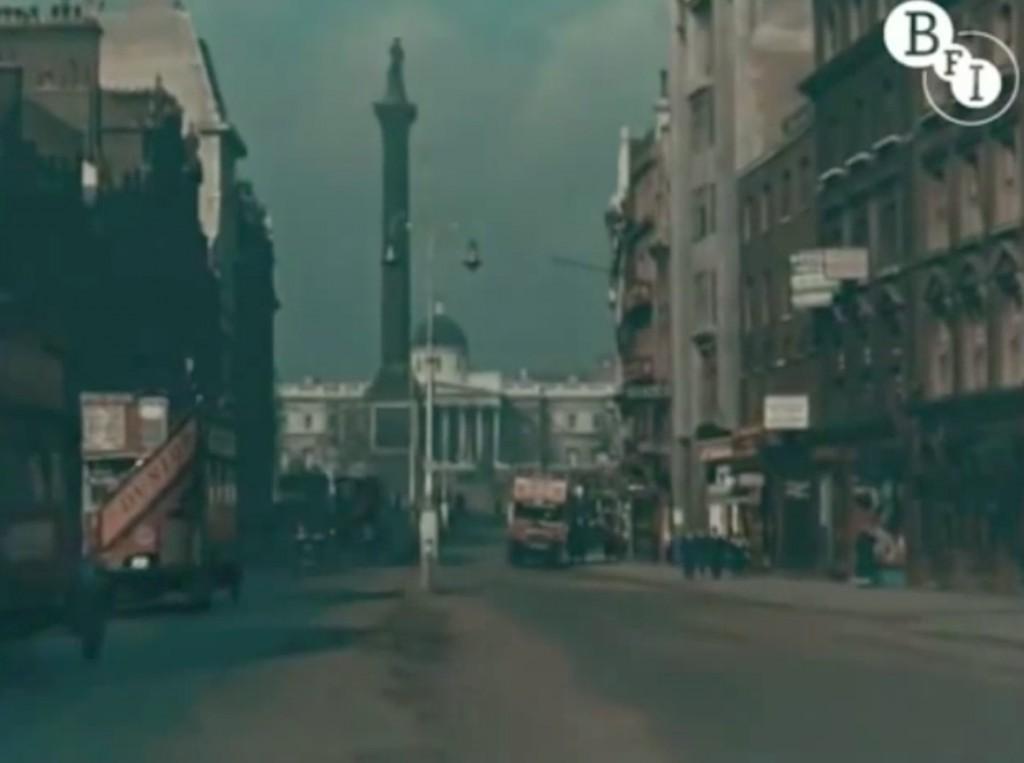 Plac Trafalgarski - Trafalgar Square