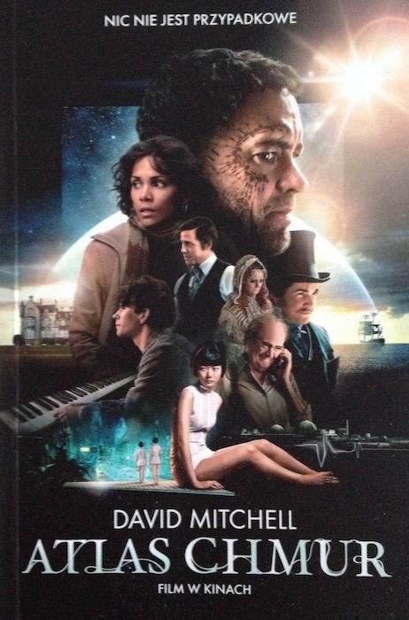 """""""Atlas Chmur"""" David Mitchell - Recenzja"""
