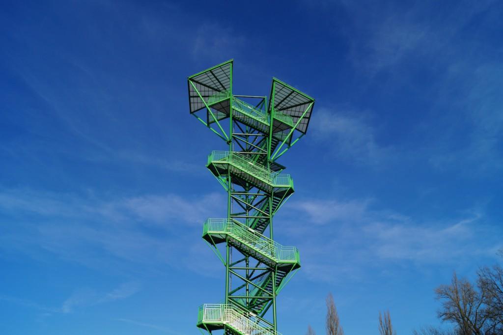 Wieża w Kotowicach - Punkty Widokowe we Wrocławiu