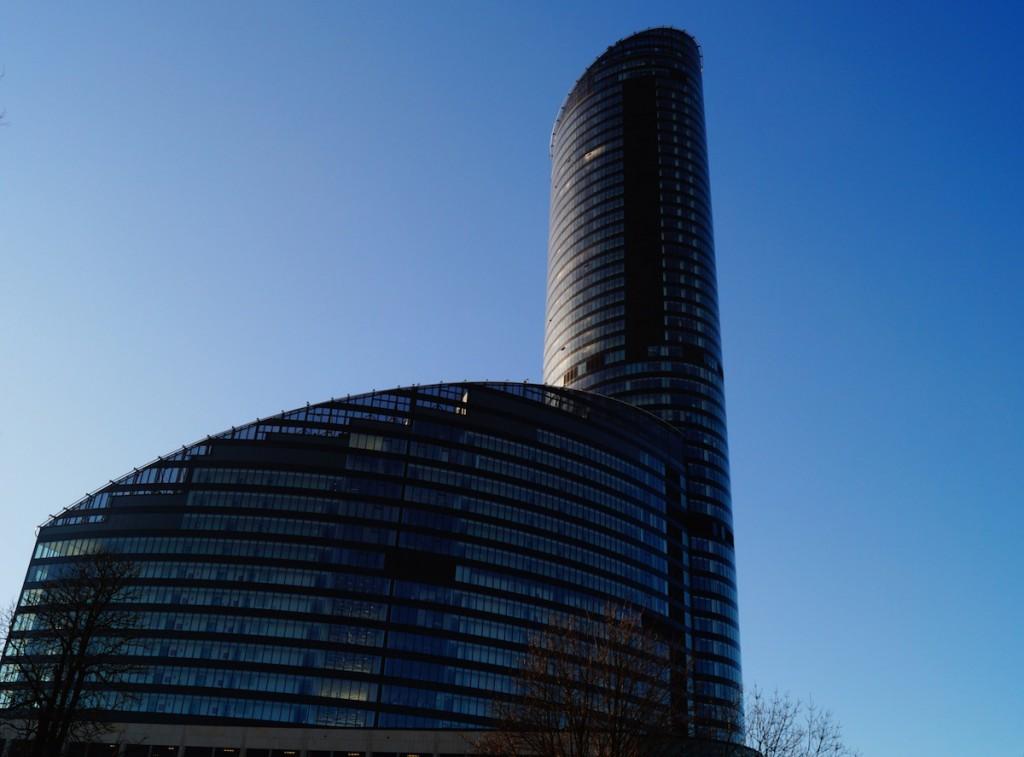 Sky Tower - Punkty widokowe we Wrocławiu