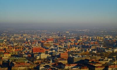 widoki wroclaw