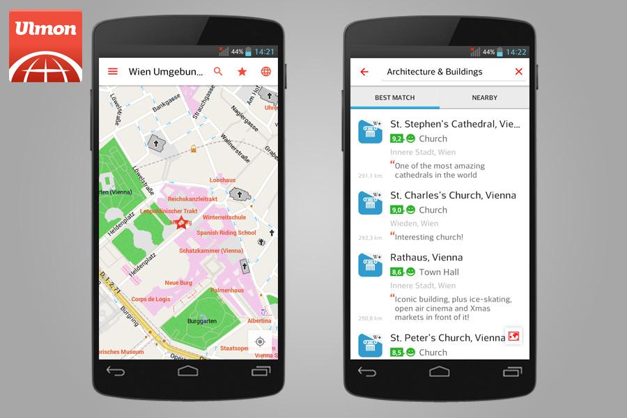 City Maps 2Go - 14 Aplikacji Przydatnych w Turystyce za Granicą