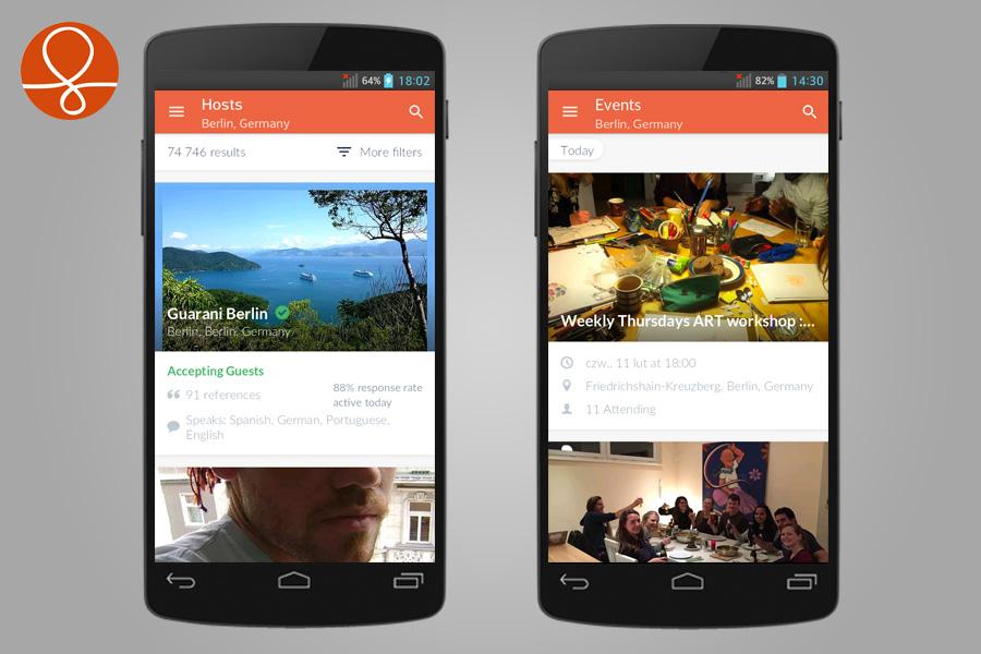 CouchSurfing - 14 Aplikacji Przydatnych w Turystyce za Granicą