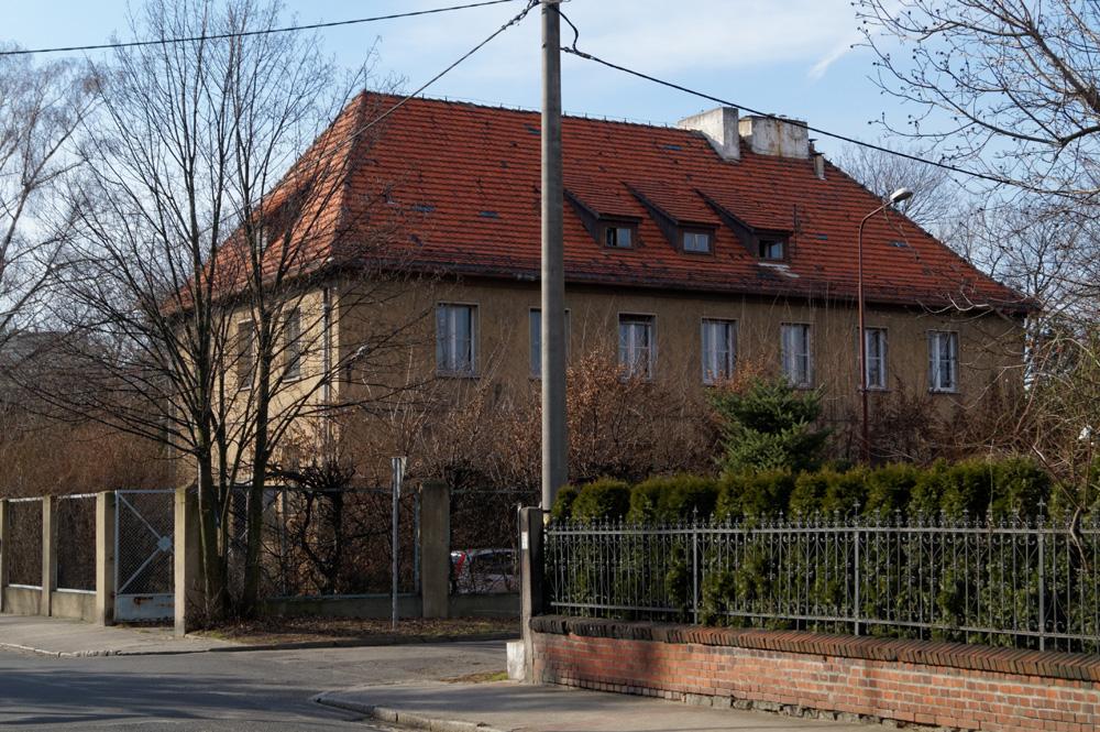 """Budynek stacji wzmacniakowej w Świdnicy, obiekt o kryptonimie """"Schweidnitz I"""""""