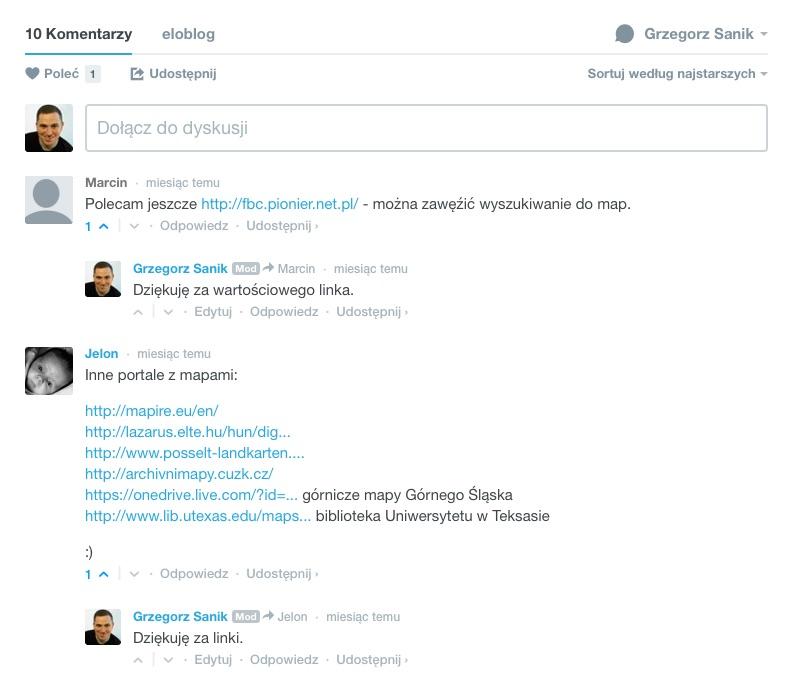 Przykładowa sekcja komentarzy - Disqus Comment System - Najlepsze Wtyczki do WordPressa