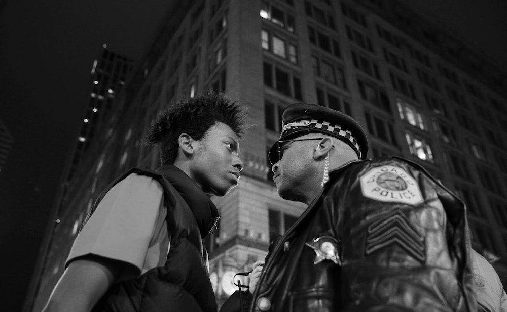 Foto: © John J. Kim - March Against Police Violence - World Press Photo 2016