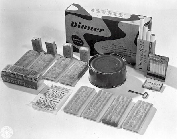 Amerykańska K-Racja - Obiad - 10 Ciekawostek z Frontów II Wojny Światowej