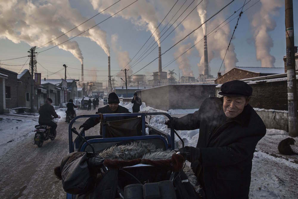 Foto: © Kevin Frayer - China's Coal Addiction - World Press Photo 2016