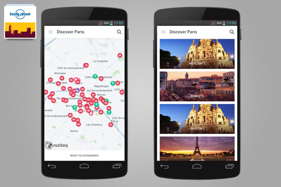 Lonely Planet - 14 aplikacji przydatnych w turystyce za granicą