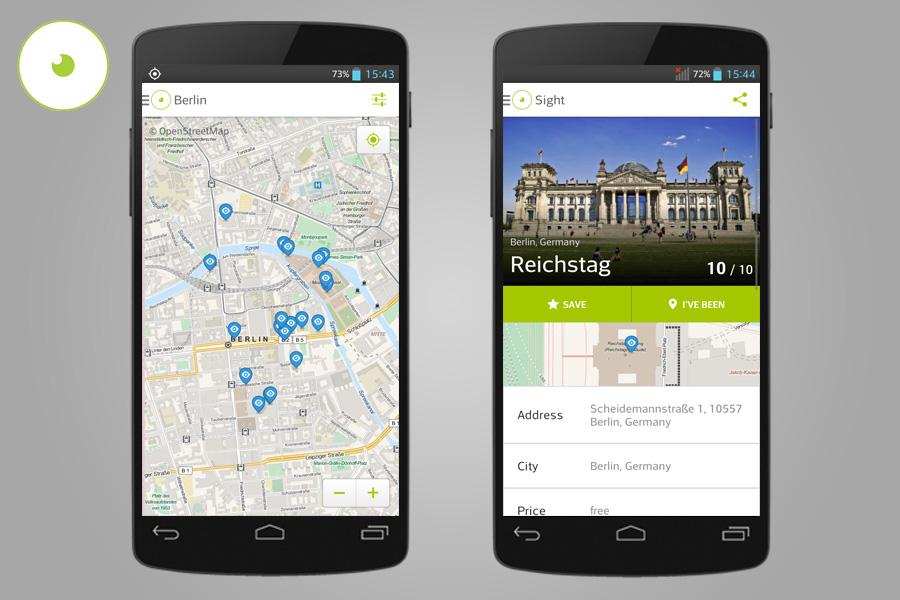 TouristEye - 14 Aplikacji Przydatnych w Turystyce za Granicą