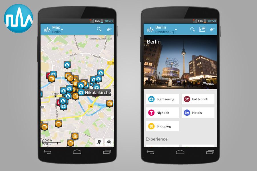 Triposo - 14 aplikacji przydatnych w turystyce za granicą
