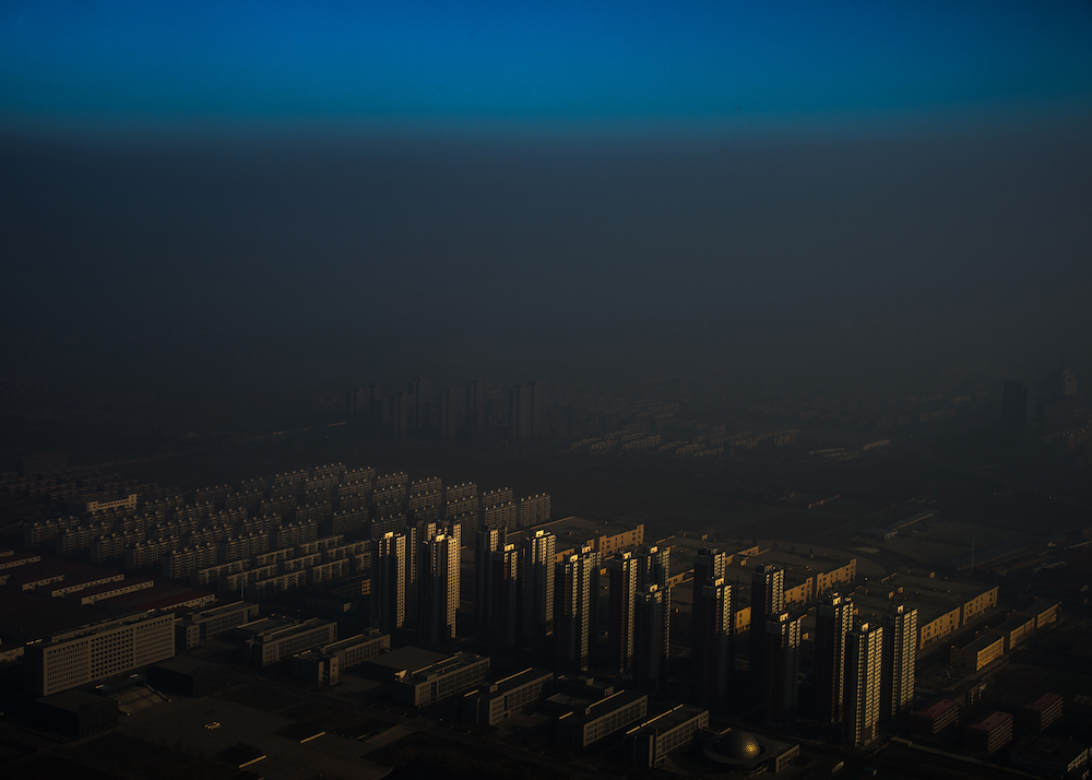 Foto: © Zhang Lei - Haze in China - World Press Photo 2016